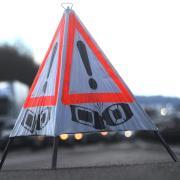 In Senden hat sich am Dienstagmorgen ein Unfall ereignet. Ein Lastwagen wechselte die Spur, ein Auto musste scharf bremsen und in die Böschung ausweichen.