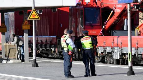 Das Unglück spielte sich beim Oberhauser Bahnhof ab.