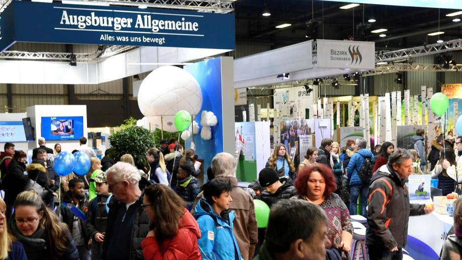 Die Augsburger Frühjahrsausstellung 2021 ist vom Veranstalter abgesagt worden. Der nächste Termin ist nun Anfang Februar 2022.