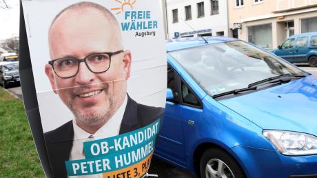 Dem OB-Kandidaten Peter Hummel droht juristischer Ärger: Der Politiker der Freien Wähler sieht sich Vorwürfen gegenüber. Es geht unter anderem um den Verdacht der Beleidigung.