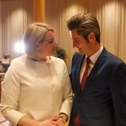 Eva Weber und Dirk Wurm gehen in die OB-Stichwahl. Hier finden Sie alle Ergebnisse der Kommunalwahl 2020 in Augsburg.