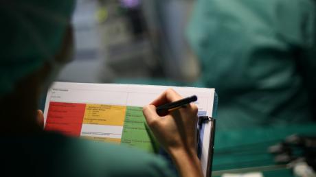 Am Klinikum in Landsberg ist ein Corona-Patient gestorben.