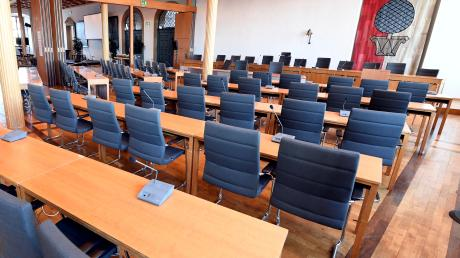 Welche Koalition wird es künftig im Stadtrat geben? Mit Aussagen halten sich die Politiker zurück.