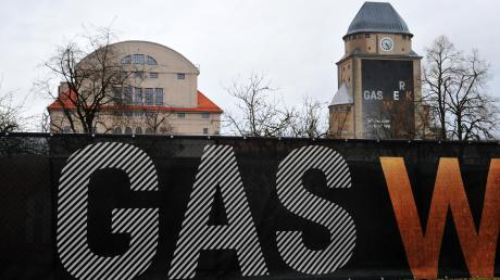 Das Gaswerk wird inzwischen auch vom Staatstheater genutzt. Zudem haben Künstler dort ihre Ateliers eingerichtet.