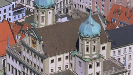 Wer bekommt in Augsburg welchen Posten? Ein Referent hat ziemlich gute Chancen auf weitere sechs Jahre im Amt.