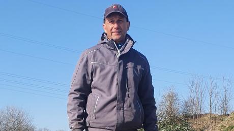 Spargel- und Obstbauer Stephan Seibold braucht dringend Arbeitskräfte.