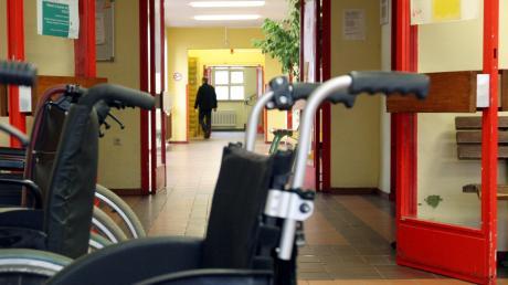 Die Werk- und Förderstätten für behinderte Menschen wurden geschlossen. Viele müssen nun in ihren Wohngruppen intensiv begleitet werden.
