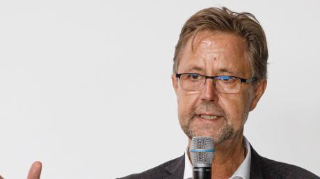 Baureferent Gerd Merkle will drei Jahre weitermachen.