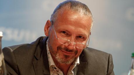 Leo Dietz ist jetzt Fraktionsvorsitzender der CSU im Augsburger Rathaus.