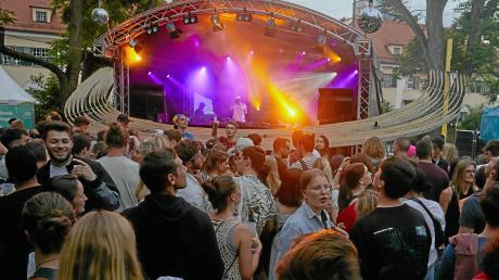 Das Jugendfestival Modular konnte dieses Jahr nicht auf dem Gaswerk-Areal in Oberhausen stattfinden. Nun gibt es dort dennoch kulturelle Veranstaltungen - beim KunstWerk Open Air.