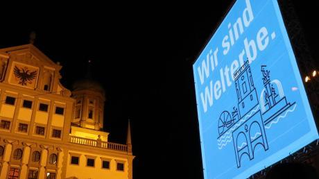 Im Juli 2019 feierte Augsburg die Ernennung der historischen Wasserwirtschaft der Stadt zum Unesco-Welterbe.