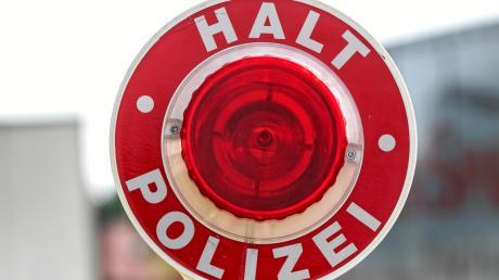 In Maihingen ist ein 16-Jähriger am Dienstag vor der Polizei geflohen.