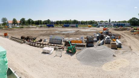 Auf der westlichen Hälfte des Sheridan-Areals will die Stadt Baugemeinschaften und Genossenschaften das Bauen ermöglichen.