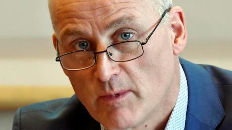 Der ehemalige Kulturreferent Thomas Weitzel.