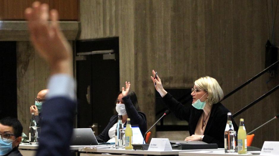 Die Augsburger sollen mitreden: Oberbürgermeisterin Eva Weber will einen Corona-Bürgerbeirat einrichten.