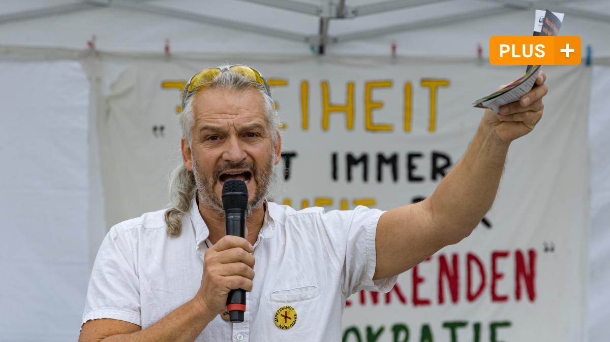 Augsburg: Gegen Maskenpflicht: Bekannte Redner und viele ...