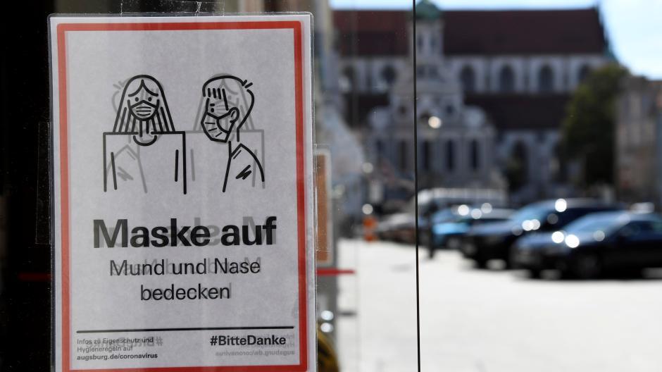 Die Inzidenzwerte in Augsburg liegen über 50. Ladenöffnungen ohne Anmeldung für Kunden sind darum kurzfristig einmal nicht absehbar.