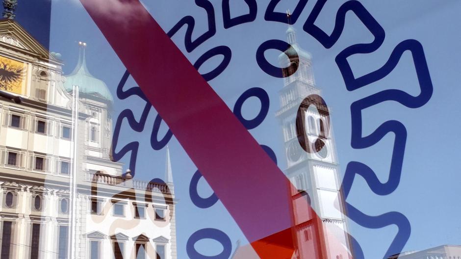 Die Corona-Zahlen in Augsburg dürften im Herbst nach einer Prognose der Stadt weiter stark steigen.