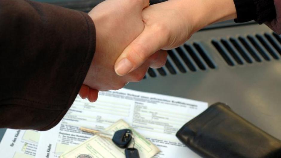Auto Autoverkauf Haftungsausschluss Korrekt Formulieren Auto