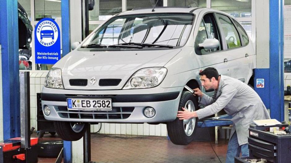 Auto Die Vorzuge Der Auto Inspektion Auto Verkehr