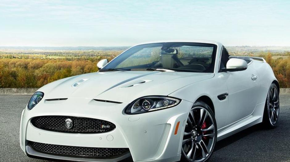 Auto Jaguar Xkr S Cabrio Kostet Ab 138 100 Euro Auto Verkehr