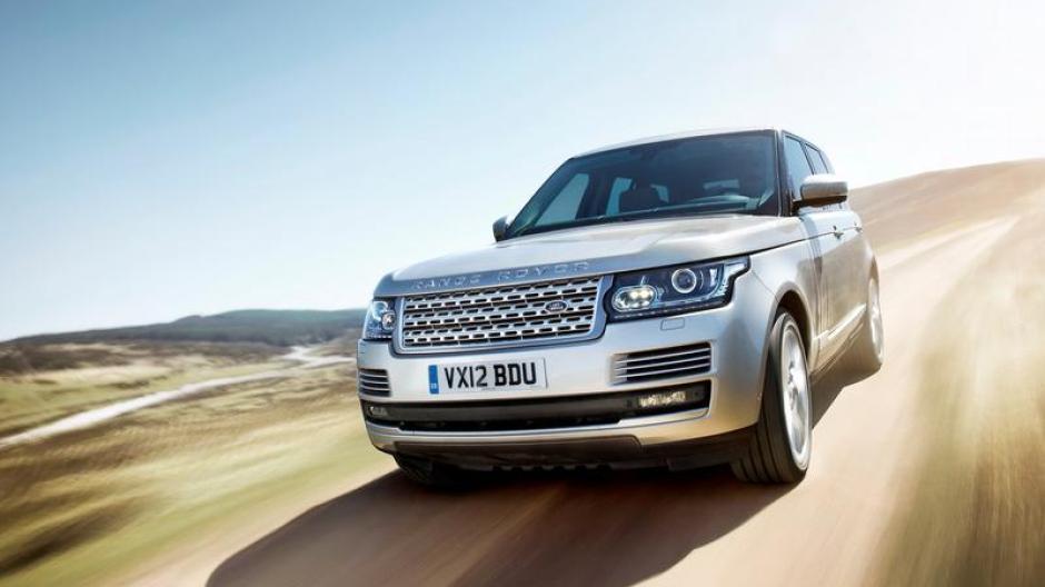Auto Neuer Range Rover Startet Für 89 100 Euro Auto Verkehr