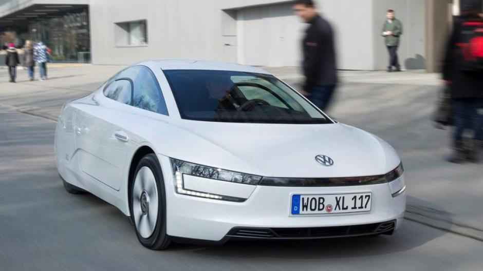 Auto: XL1wird Blaupause für weitere VW-Modelle - Auto & Verkehr ...