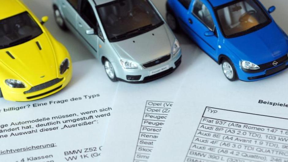 auto: wenige umstufungen bei typklassen der kfz-versicherung - auto