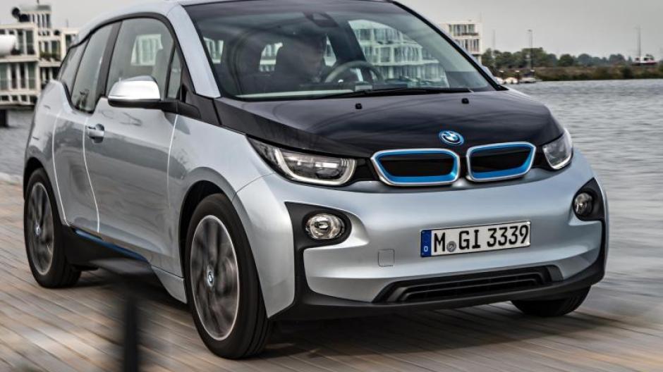 Auto Bmw I3 Mit Spannung In Die Zukunft Auto Verkehr