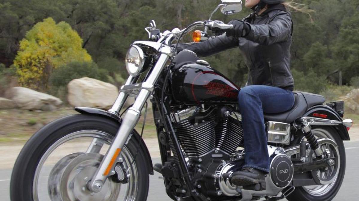 Harley bekanntschaften