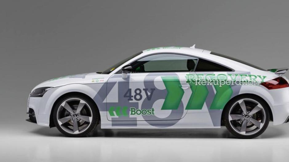 Verkehr: Die Spannung steigt: Das 48-Volt-Bordnetz für Autos kommt ...