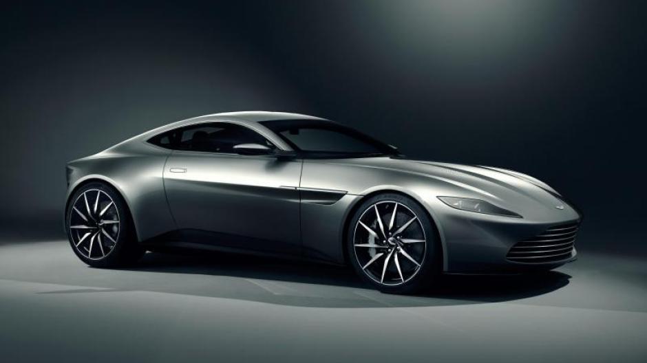Auto Neues Bond Auto Ausblick Auf Künftiges Aston Martin Design Augsburger Allgemeine