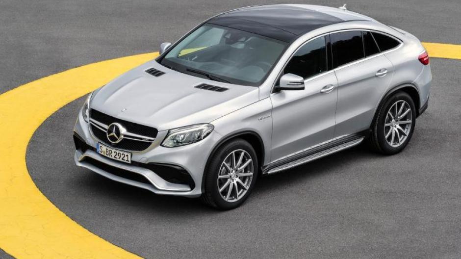 Verkehr Neue Amg Varianten Für Mercedes C Klasse Und Gle Coupé