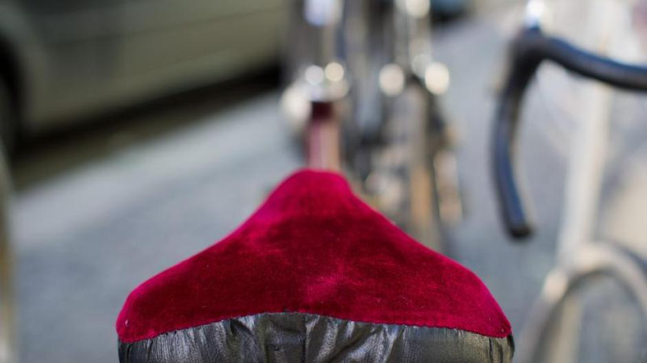 Verkehr: Beim Fahrradsattel ist weich nicht gleich komfortabel ...