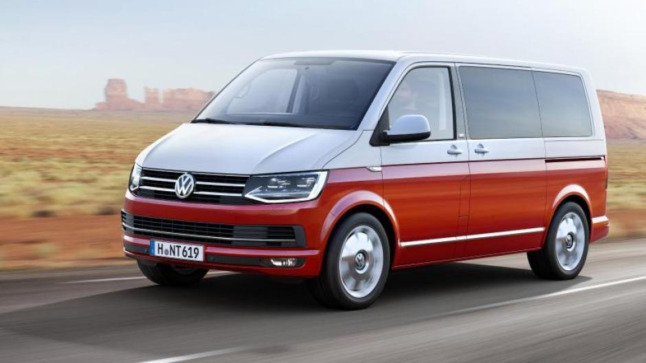 Wonderlijk Test: V-Klasse, Vivaro und Co.: Die Alternativen zum VW-Bus im HJ-83