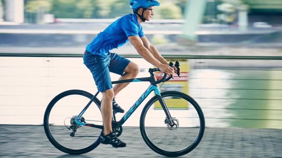 Verkehr Crosser Modelle Alternative Für Fahrrad Pendler Auto