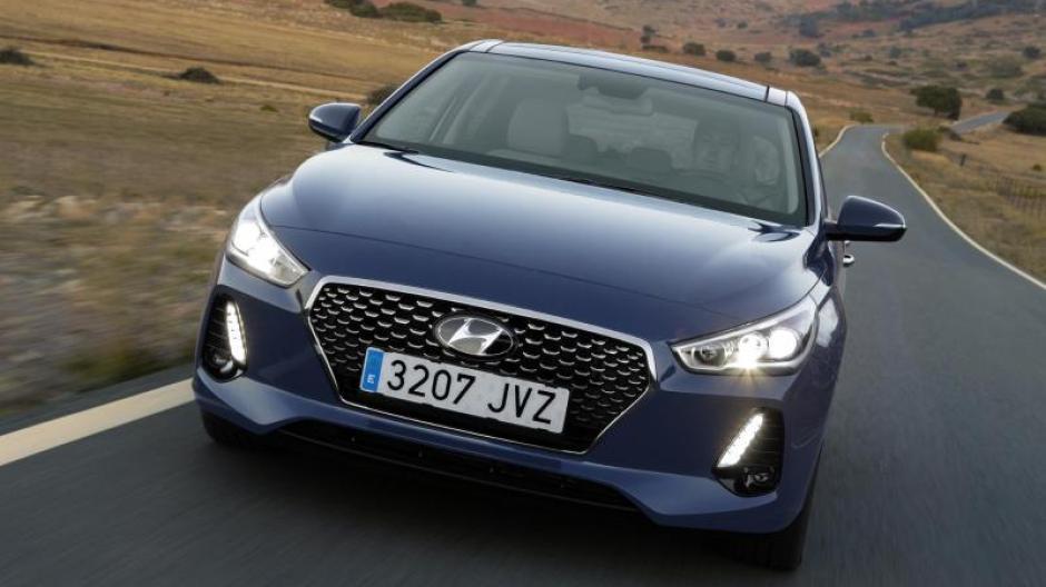 Hyundai I30 2017 Test Bericht Daten Bilder