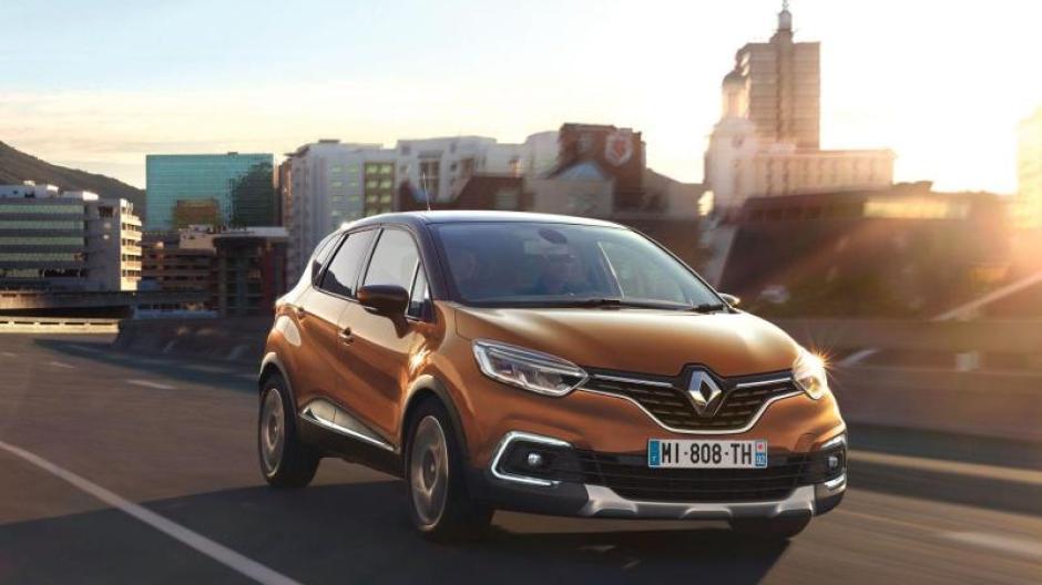 Renault Captur 2017 Test Bericht Preis Daten Bilder