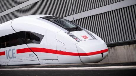 Künftig sollen mehr ICE-Züge über Augsburg fahren.