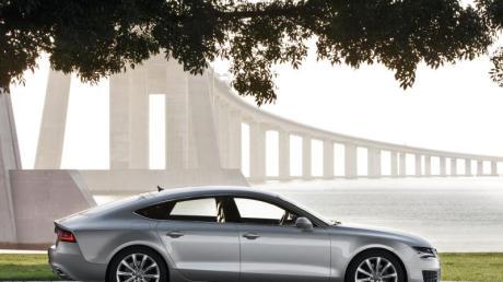 Seriöse Erscheinung: Der Audi A7 Sportback punktet nicht nur optisch, sondern hinterlässt auch bei Gebrauchtwagen-Experten einen guten Eindruck.