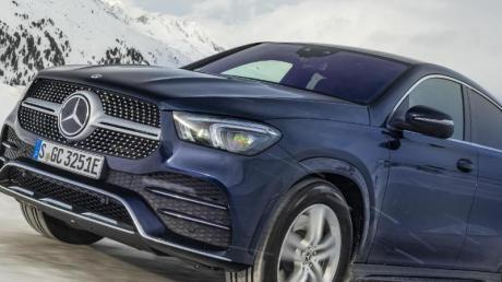 Der Mercedes GLE ist schon bestellbar und soll ab Sommer 2020 zu den Kunden rollen.