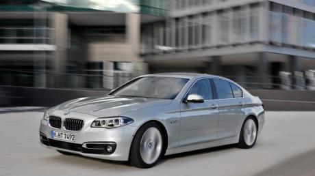 High Five? Motoren und Verarbeitung des 5ers gelten als top, doch hohe Laufleistungen des oft als Firmenauto eingesetzten BMW trüben zuweilen seine HU-Bilanz.
