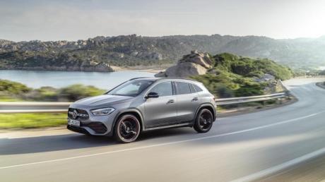 Zweiter Frühling: Das kleinste SUV von Mercedes startet im Frühjahr in zweiter Generation.