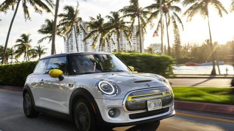 Beliebtes Design, Kraftstoff aus der Steckdose:Der Mini Cooper SEsteht für Lifestyle und E-Mobilität.