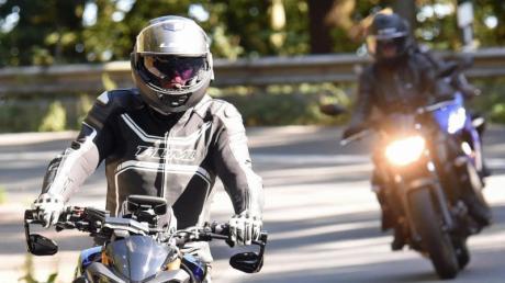 Schönes Wetter lockt im Frühjahr normalerweise immer viele Biker auf die Straßen.