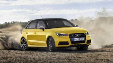 Der S1 ist die sportliche Variante des Audi A1 und leistet 231 PS.