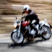 Ein Motorradfahrer ist in Nördlingen verurteilt worden.