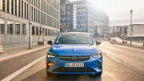 Alltagstauglich und bezahlbar:Mit dem Corsa-e startet Opel eine neue Elektro-Offensive.