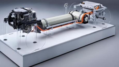 Antrieb mit Wasserstoff: BMW will 2022 eine Kleinserie des Geländewagens X5 mit Brennstoffzelle auf die Straße bringen.