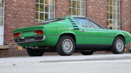 Die Serienentwicklung des Sportwagens geht auf seine Präsenz auf der Weltausstellung in Montreal 1967 zurück.